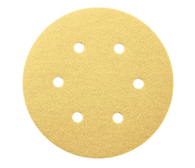 黄砂面棕刚玉拉绒片/PSA自粘式砂盘