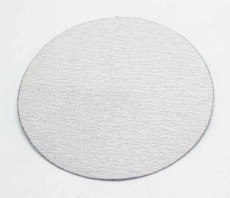 白涂层拉绒片/PSA自粘式砂盘