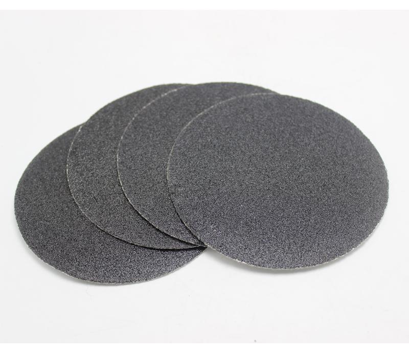 碳化硅拉绒片/PSA自粘式砂盘
